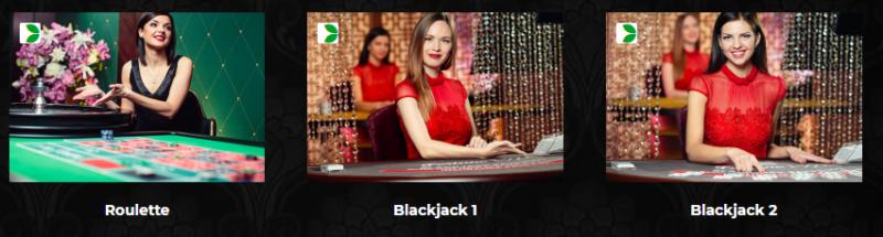 Live cazino MaxBet