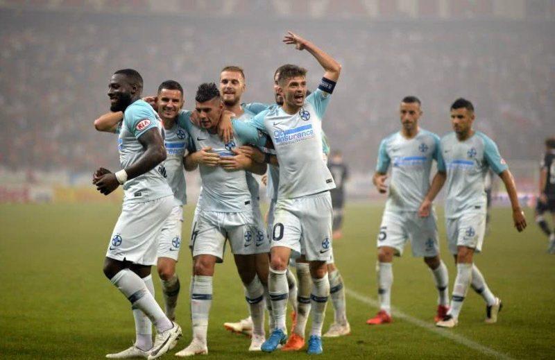 Grup de jucători FCSB, România, Liga I