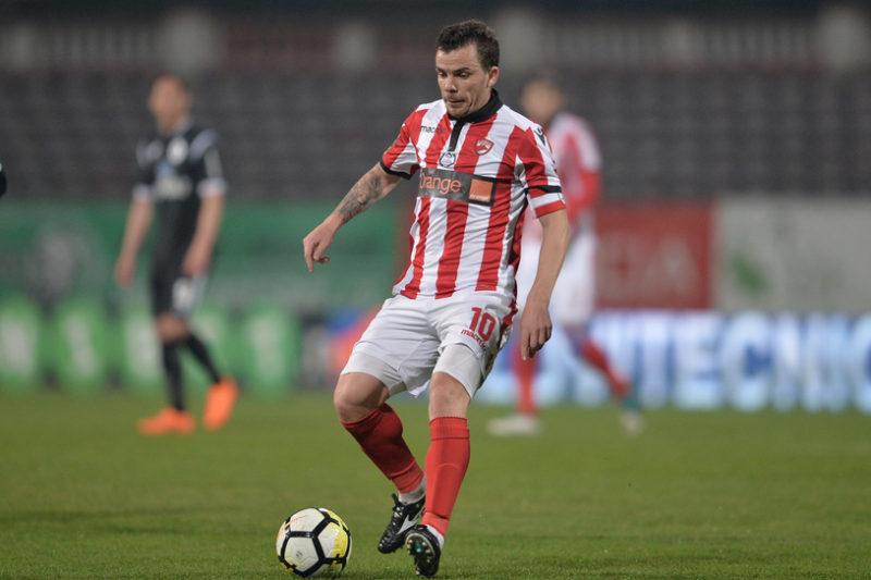 Dan Nistor, Dinamo, România, Liga 1
