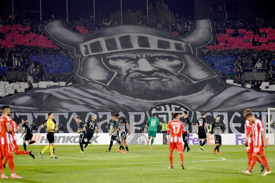 Suporteri Partizan Belgrad, Serbia