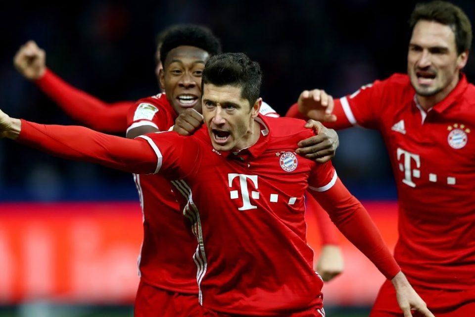 Robert Lewandowski, jucător Bayern Munchen, Germania, Bundesliga