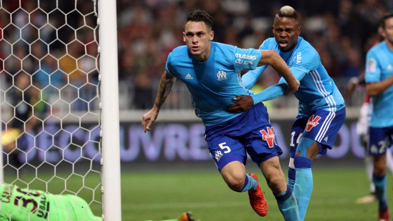 Ocampos, jucator Marseille, Franta, Ligue 1