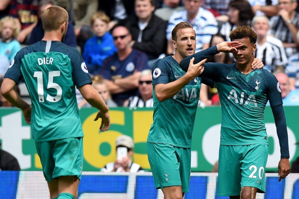Grup de jucători de la Tottenham, Anglia, Premier League