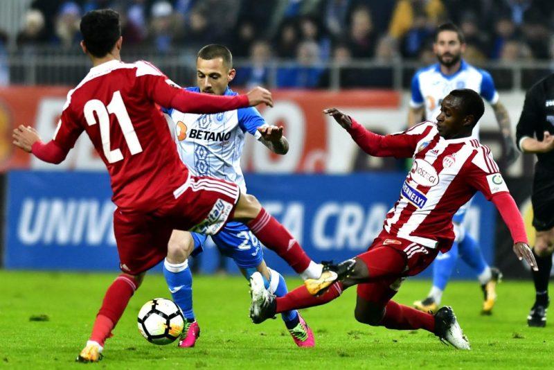 Tandia și Alexandru Mitrita, jucători de le Sepsi și U Craiova, în Liga 1