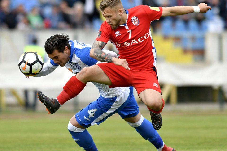 Golofca, jucător la FC Botoșani, în Liga I