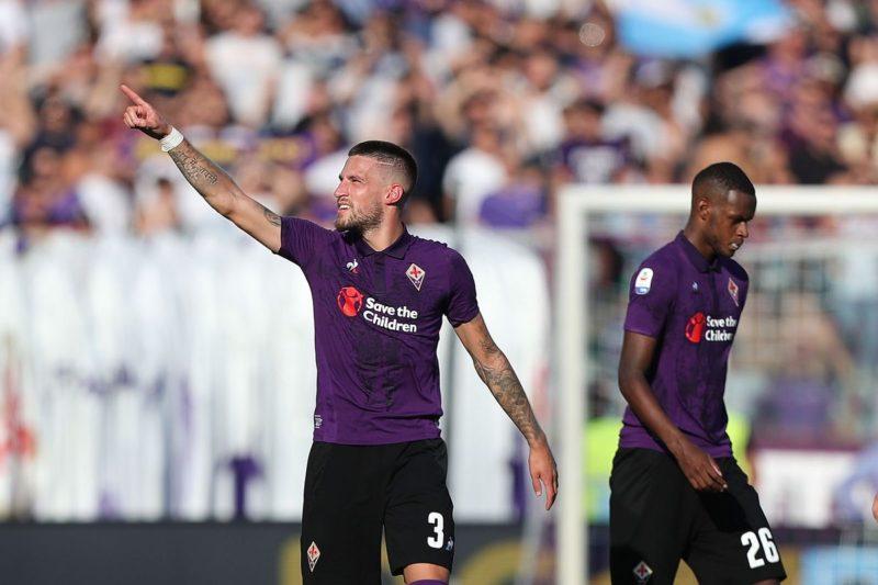 Jucatorii echipei Fiorentina, Serie A, Italia