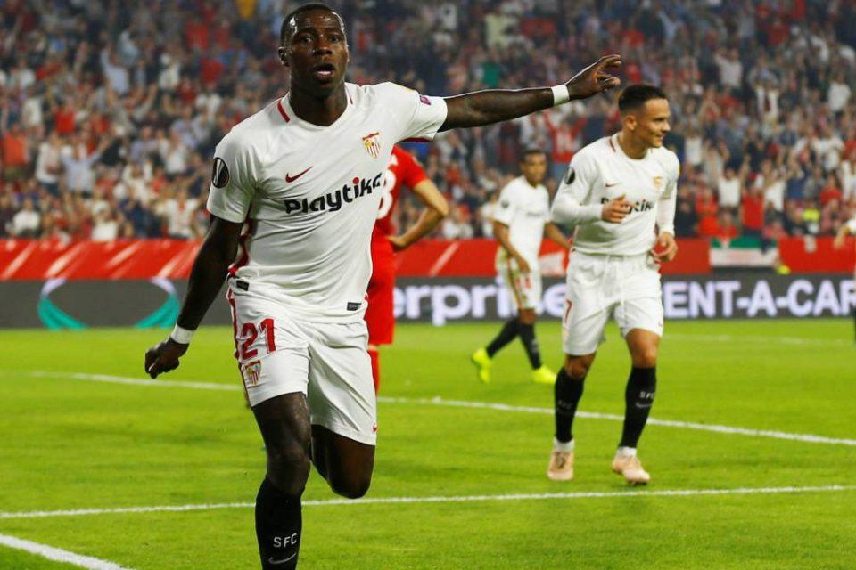 Promes, jucator FC Sevilla, Spania, La Liga