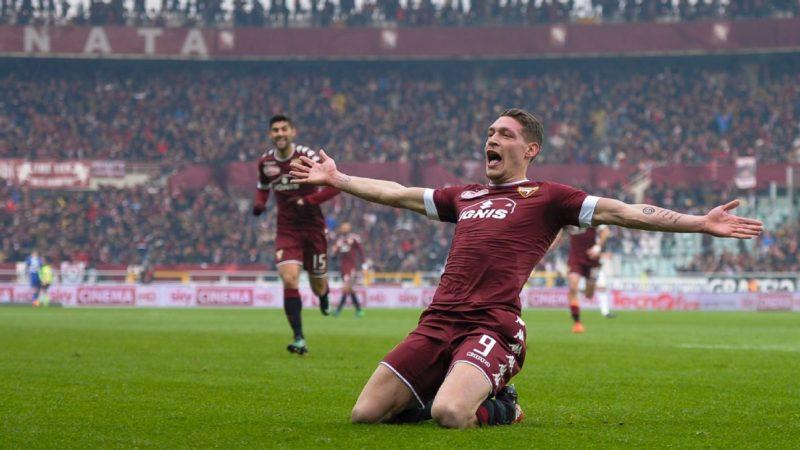 Andrea Belotti, jucatorul lui Torino, Serie A, Italia