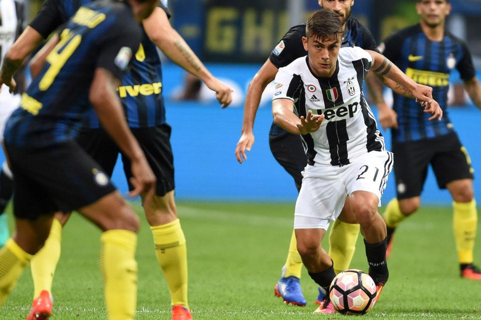 Paulo Dybala, jucator Juventus, Italia, Serie A