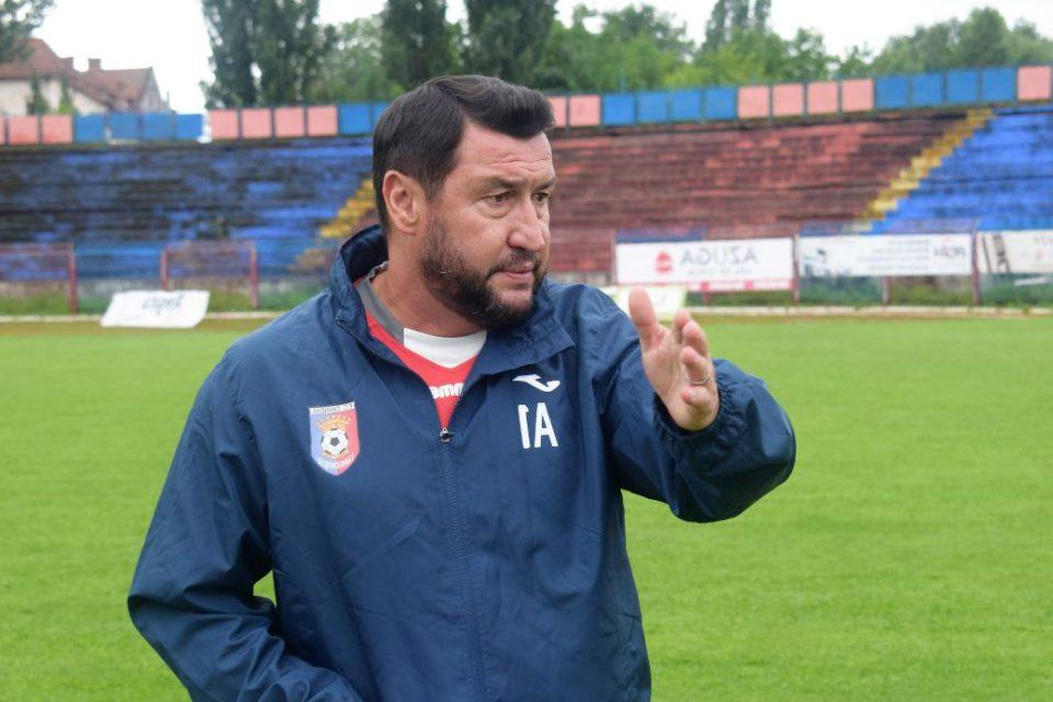 Viorel Moldovan, antrenor Chindia Targoviste, Romania, Liga II