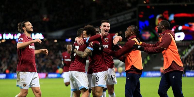 West Ham, echipă în Premier League, în Anglia