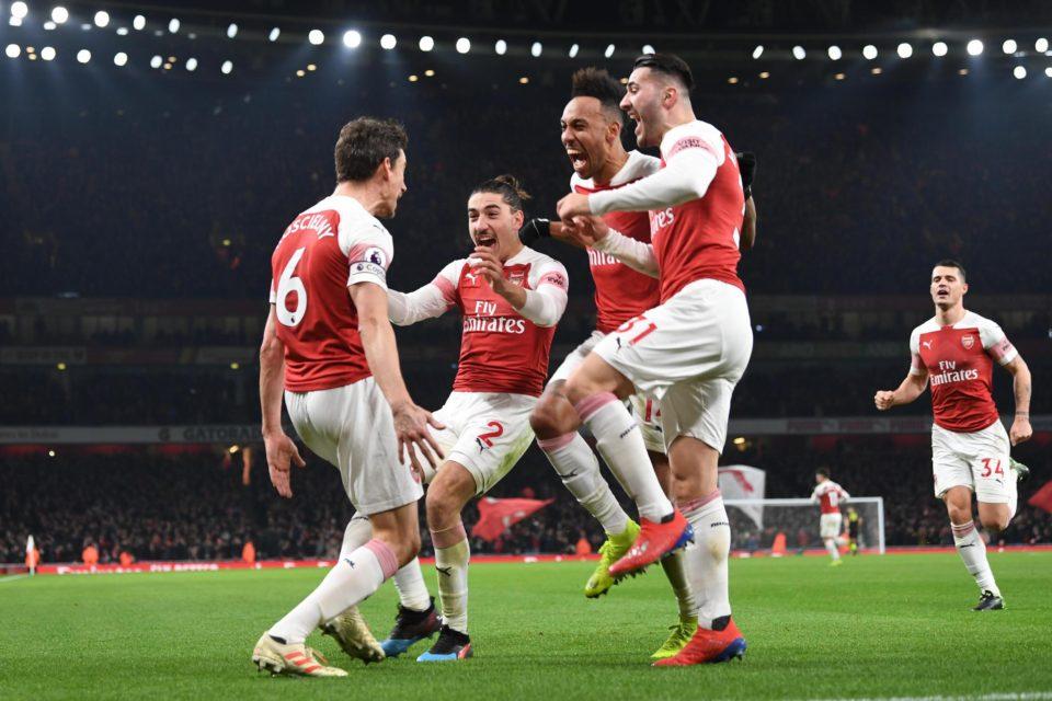 Arsenal, echipă în Premier League, în Anglia