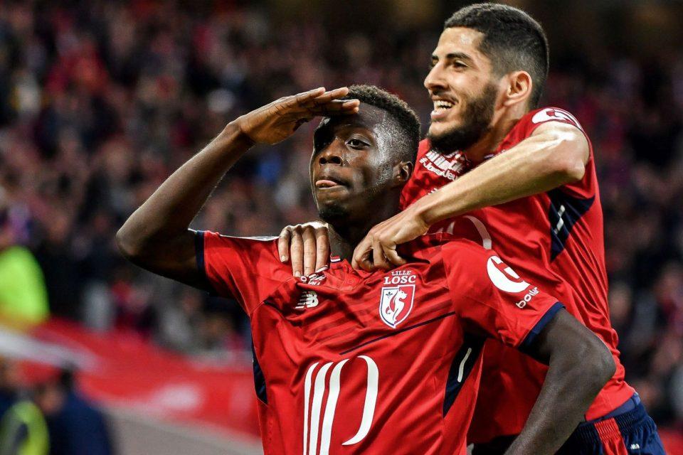 Nicolas Pepe, jucator Lille, Franta, Ligue 1
