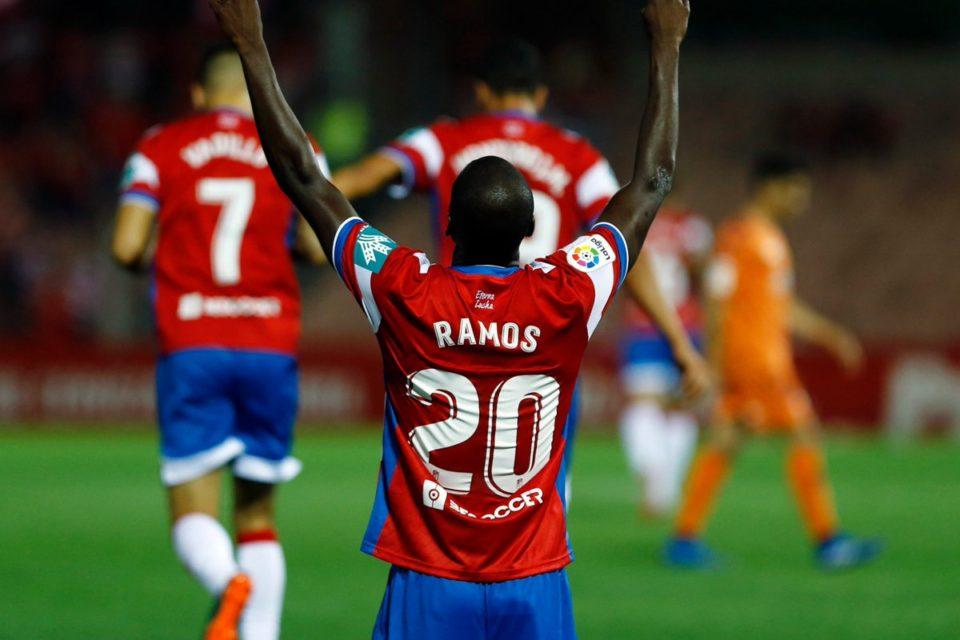 Ramos, jucatorul echipei Granada, Spania, Segunda Division