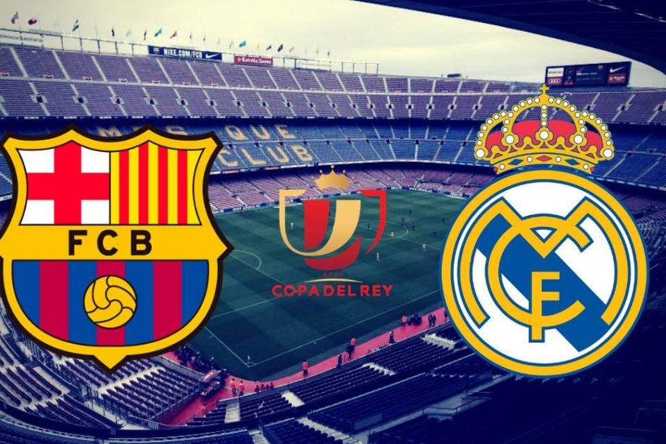 Barcelona - Real Madrid LIVE VIDEO Dolce Sport