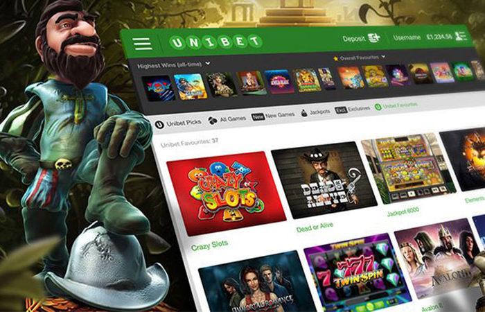 Bonus casino Unibet 200% până la 300 RON sau 100% până la 1.000 RON