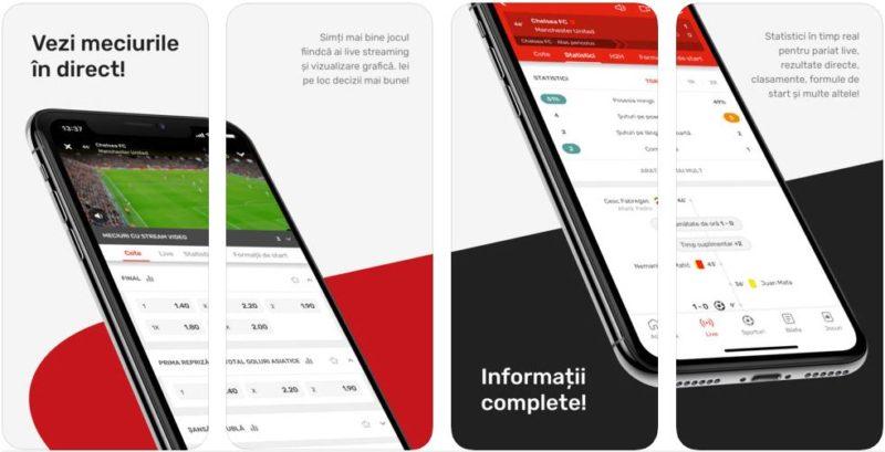 Cum descarci aplicația Superbet pentru iOS și Android