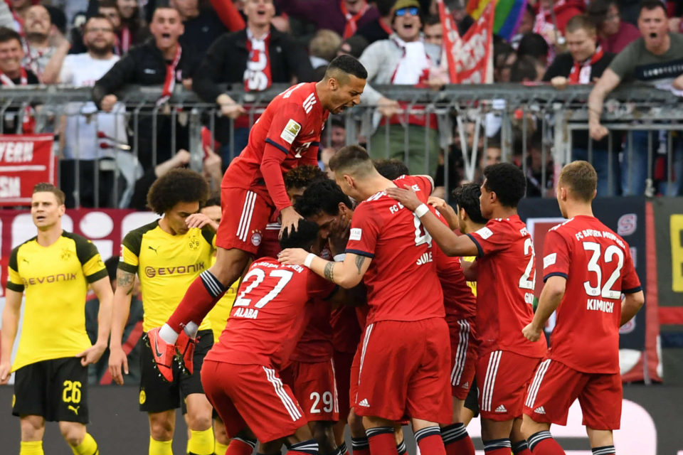 Bayern Munchen, echipă în Bundesliga, în Germania