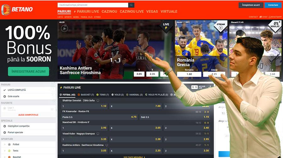 Provocare nebună iulie 2019. 100 de ponturi câștigătoare pe goluri la Betano