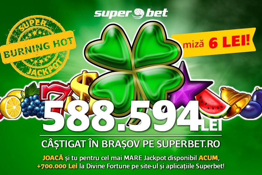 Secretele unui superjucător, care a câștigat la SUPERBET un jackpot de peste 100.000 de euro!