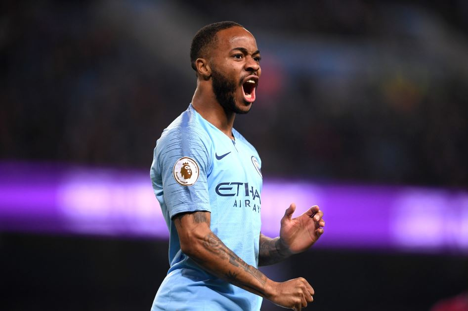 Raheem Sterling, Manchester City