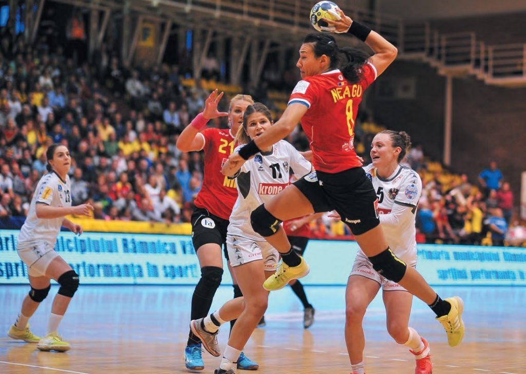 Cristina Neagu, Romania, Campionatul Mondial de handbal