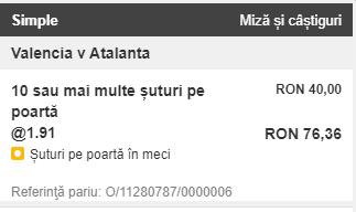 Bilet Champions League 10.03.2020