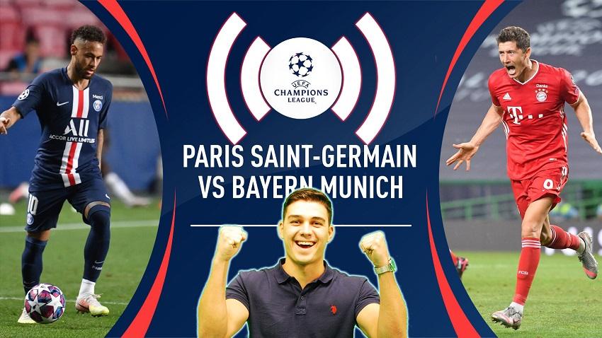 Pariuri LIVE la PSG - Bayern, finala UEFA Champions League Facebook