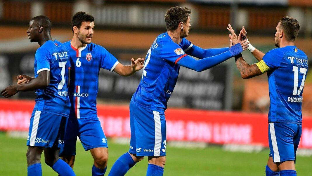 FC Botosani, Liga 1