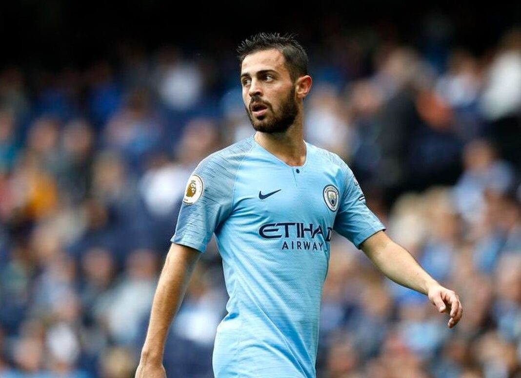Bernardo Silva, Manchester City, Premier League