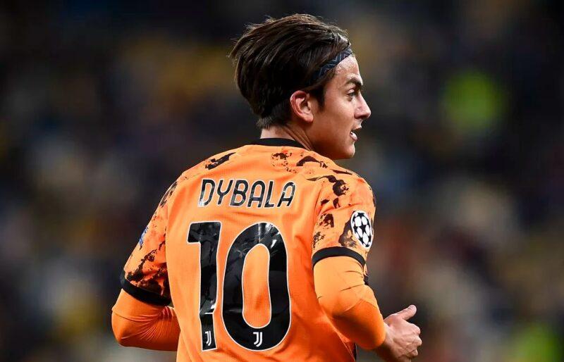 Paulo Dybala, Juventus, Serie A