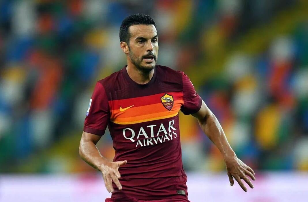 Pedro, AS Roma