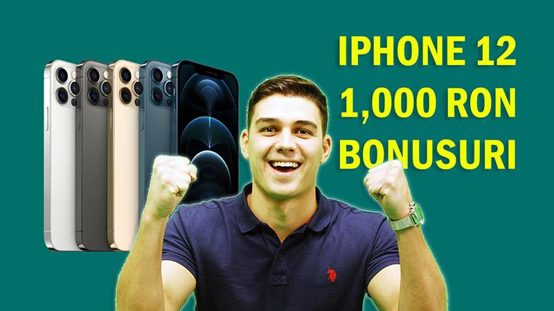 Concurs EURO 2020 iPHONE 12